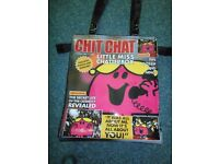 pretty miss chatterbox bag