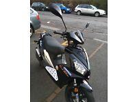 Brilliant Longjia 50CC moped for sale