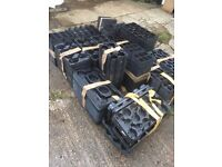 100s of plastic trays. free to anyone good for allotments green houses growers vegetables