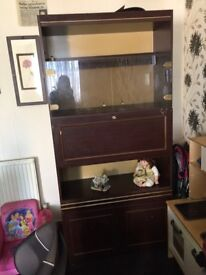 Free wooden cabinet