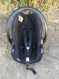 Two baby carriers free to collect