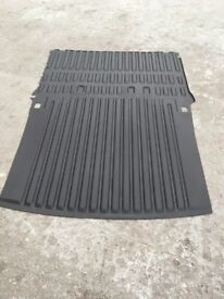VW caddy rubber floor mat