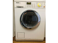 Miele Honeycomb Care WT2670 - Washer / Dryer combo