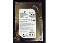 """Seagate 500gb 3.5"""" hard drive"""