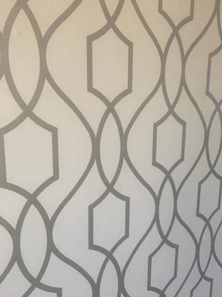 X2 Rolls Silvergrey Wallpaper In Cowdenbeath Fife Gumtree