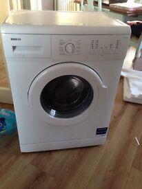 Beko 5kg washing machine - faulty