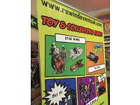 Wolverhampton toy collectors fair