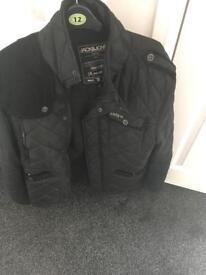 Jack jones jacket size large