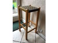 Kitchen/study stool