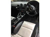 Audi A3 tdi s line Quattro sportback
