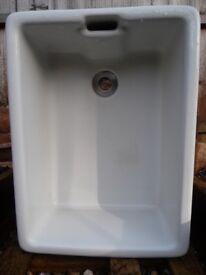 Armitage Shanks solid butler sink