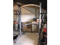 Matrix G3 Series PL62 Commercial Smith Machine - Weights Gym