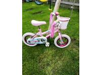 "Schwinn 12"" girls angel bike"