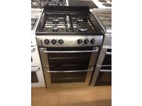 Belling 60cm gas cooker (double oven)