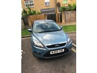 Ford Focus 1.8 diesel light blue 2009