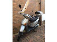 Piaggio Liberty Italian scooter