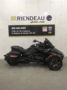 2016 can-am Spyder F3-S SE6 Special Series