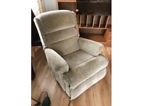 Electric Recliner Armchair - Immaculate Condition, Like New!