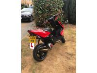 Yamaha Aerox YQ 50