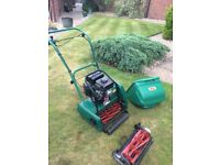 Webb C14L Cylinder Lawnmower