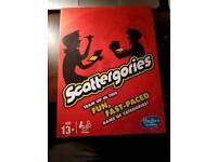 Scattegories Full Game