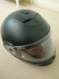 Nolan Classic Helmet Matt Black N103 (Flip Front)
