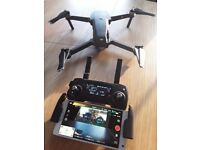 Dji Mavic Pro Drone + Bundle(CASH SALE)+(COLLECTION ONLY)