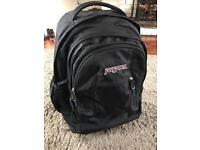 JanSport wheeled large backpack