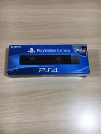 Official Sony PlayStation 4 Camera New Boxed - CUH-ZEY1