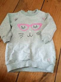 3 to 6 months joules jumper