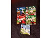 Thomas & Friends Paperback Books x 5