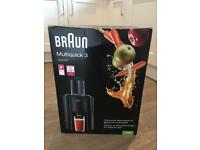 Braun juicer j300 800w