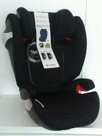 NEW Cybex Solution M FixCar seat 15-36kg