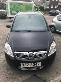 Vauxhall zafera 08 automatic