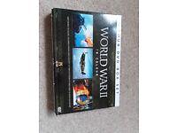 World war 2 in colour 4 dvd box set