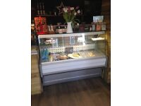 Zoin refrigerated display counter fridge