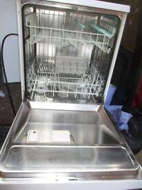 Dishwasher, Hotpoint family size Dishwasher , perfect working order,, £55
