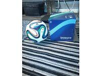 Brazuca Football - (New)