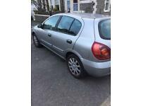 Nissan almera 2004, 79000 miles, MOT due end of march