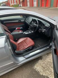E350 coupe looking for a d3 or sport