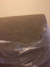 Brand new silent night double headboard