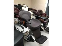 NEW HEAVY DUTY BARBER CHAIR BX-2696,CASH ON COLLECTION ONLY uk new