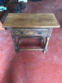 Side table side board kitchen dresser
