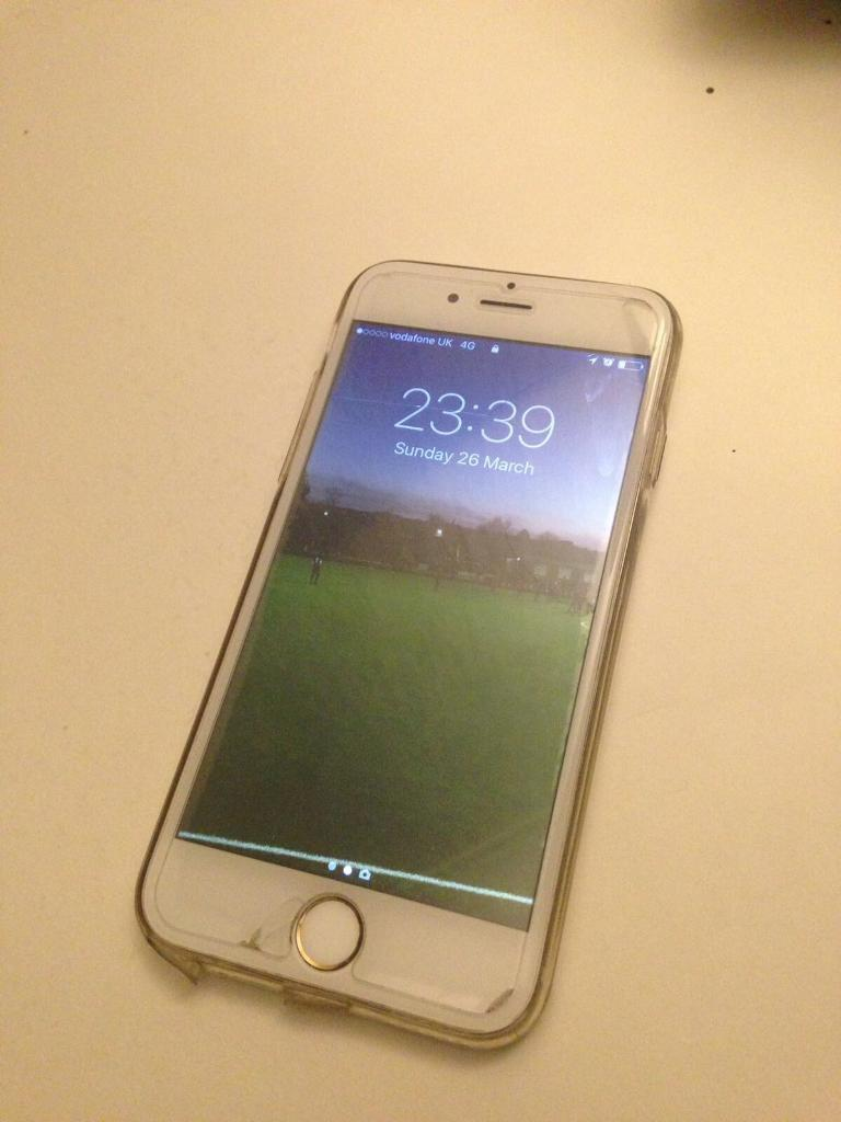 iPhone 6 16gb, Boxed, Accessories, Ear Speaker Needs Connecting! Good condition otherwisein Bramley, West YorkshireGumtree - iPhone 6 16gb, Boxed, Accessories, Ear Speaker Needs Connecting! Good condition otherwise I bought this phone from new and could dig out original purchase order if requested Thanks