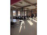 stunning 3000sqft open and furnished office studio space in creative iconic building available