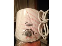 Tomee tipee bottle warmer (brand new)
