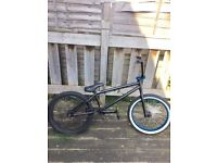 RUPTION BLACKED OUT BMX-(for sale)