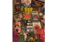 Bundle of toys /books for kids