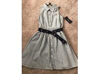 Girls BNWT Ralph Lauren Dress Age 7