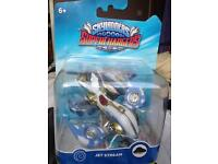 Sky landers super chargers jet stream new